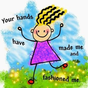 Pillow Cover-New- Christian- Your Hands Made Me